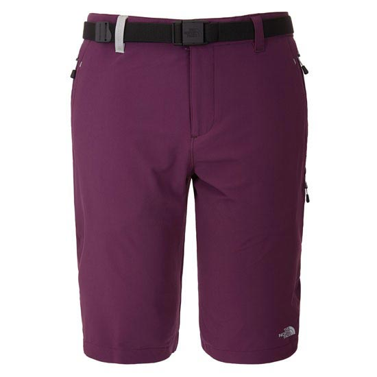 The North Face Roca Short W - Black Currant Purple