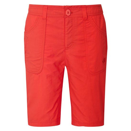 The North Face Horizon Sunnyside Short W - Tomato Red