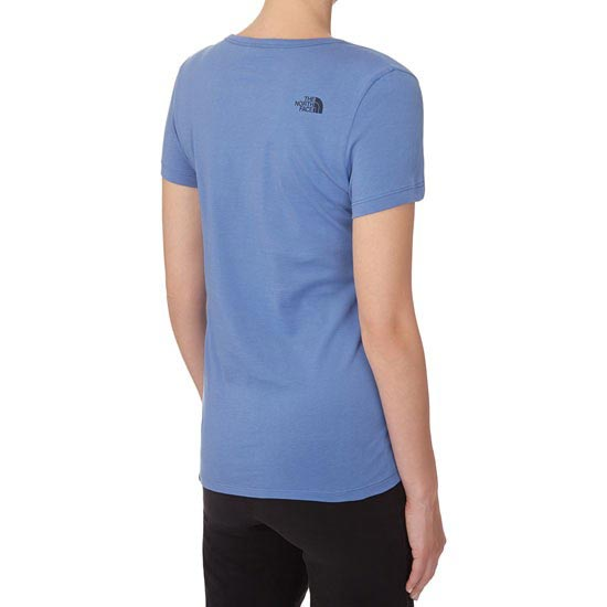 The North Face S/S Simple Dome Tee W - Photo de détail