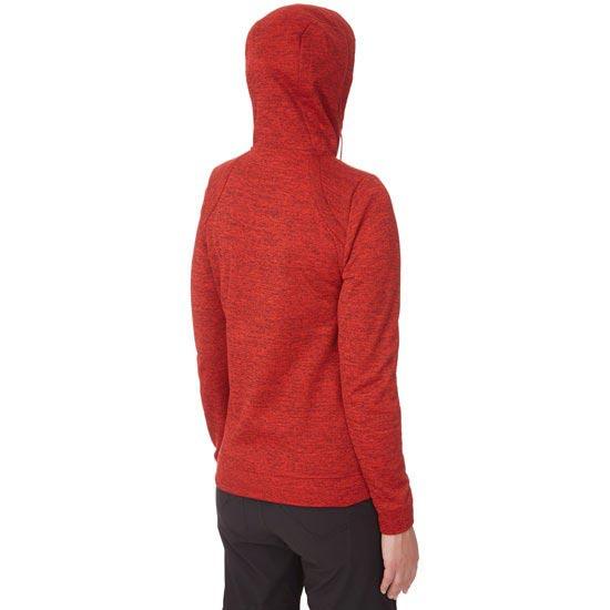 The North Face Kutum Full Zip Hoodie W - Photo de détail