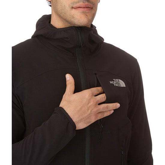 The North Face New Summer Softshell Hoodie - Photo de détail