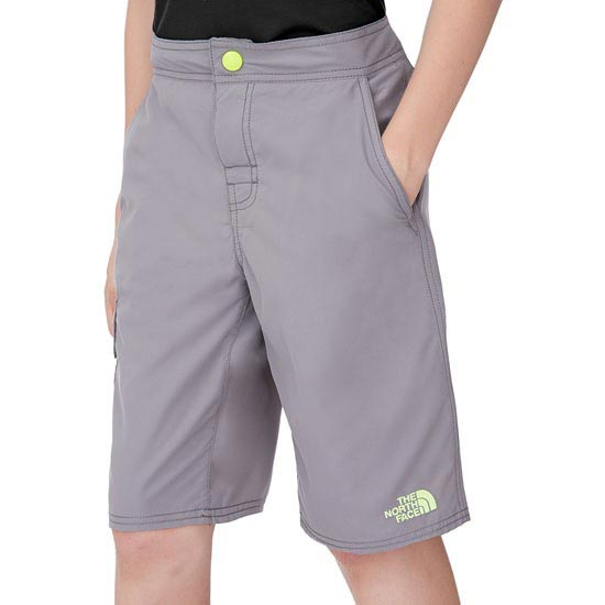 The North Face Markhor Hike/water Short Boy - Detail Foto