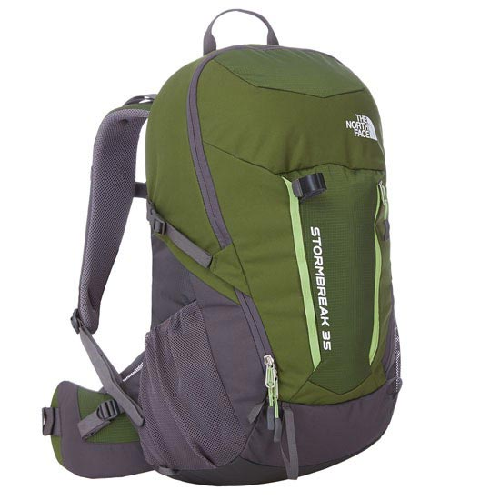 The North Face Stormbreak 35 - Scallion Green/Tree Frog Green
