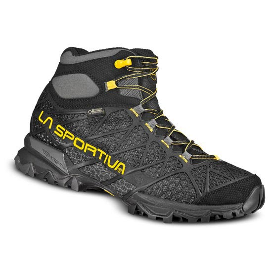 La Sportiva Core High Gtx - Black/Yellow