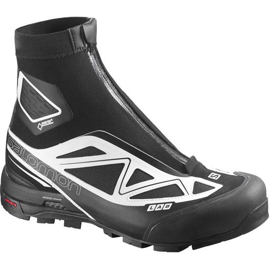 Salomon S-Lab X Alp Carbon Gtx - Noir