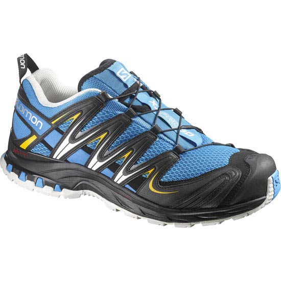 Salomon Xa Pro 3D - Methyl Blue/Light Grey/Black