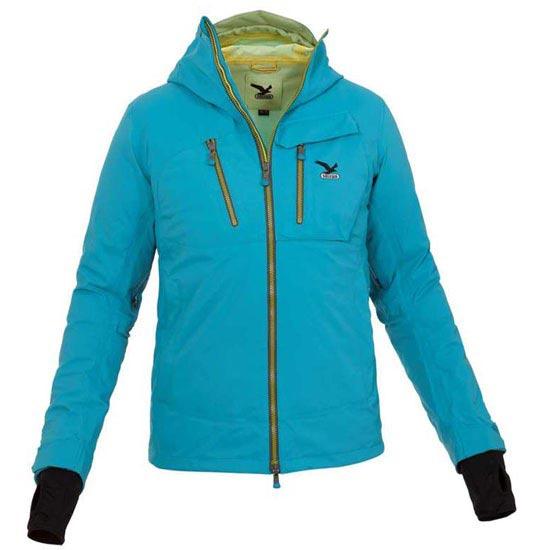 Salewa Albonaska PTX 3L Jacket - Bleu Ciel