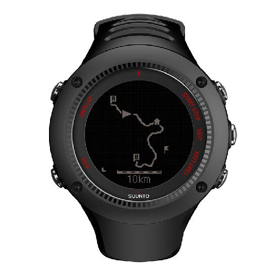 Suunto Suunto Ambit3 Run Black - Photo of detail