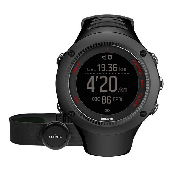 Suunto Ambit 3 Run Black (HR) -