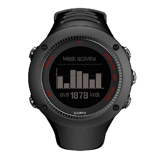 Suunto Ambit 3 Run Black (HR) - Foto de detalle