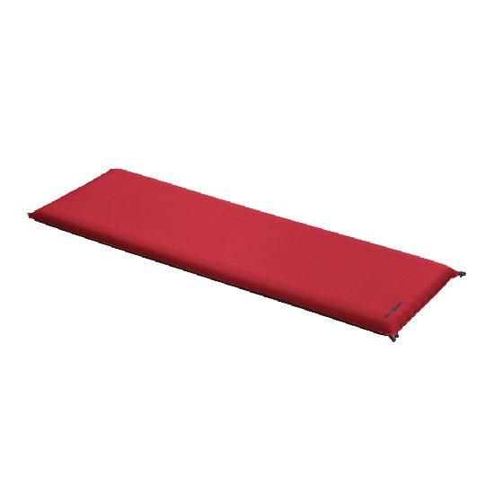 Trangoworld Confort Lite 190X65X7,5 - Rojo/Antracita