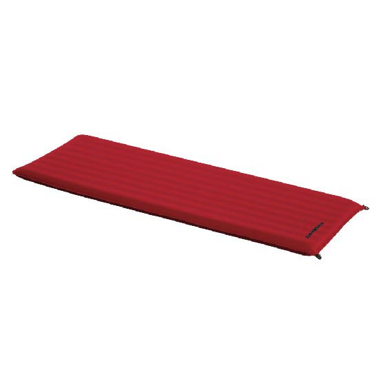 Trangoworld Confort Lite 200 x 70 x 10 - Rojo/Antracita