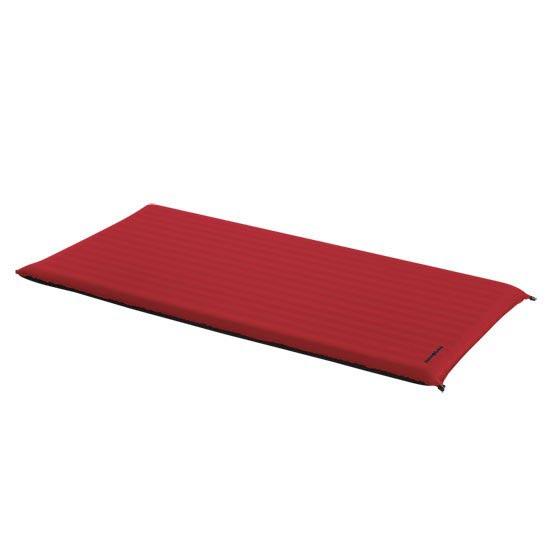 Trangoworld Confort Lite 210X105X7,5 - Rojo/Antracita