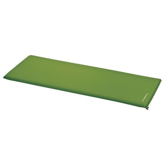 Trangoworld Compact Mat 190x65x4 cm - Verde Oscuro/Antracita