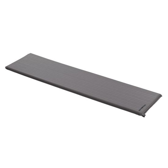 Trangoworld Compact Lite 185x50x4 cm - Gris/Antracita