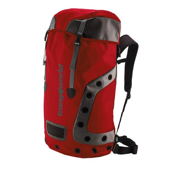 Trangoworld Canyon 40 Tr - Red/Black