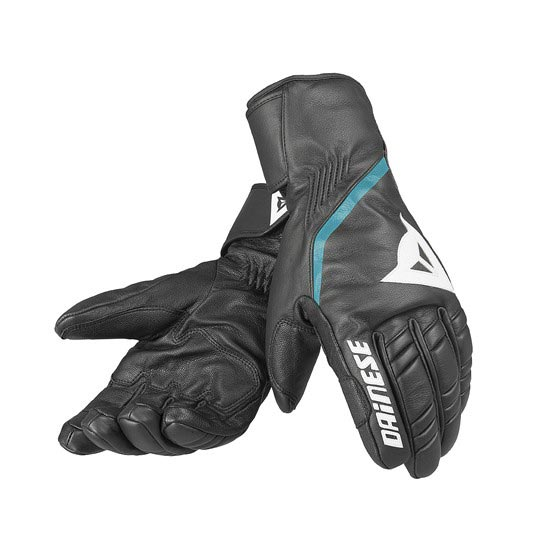 Dainese Speedcarve 13 Glove - Black/Anthracite/Ocean