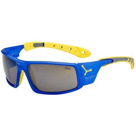 Cebe Ice 8000 Electric Blue/Yellow Variochrom -