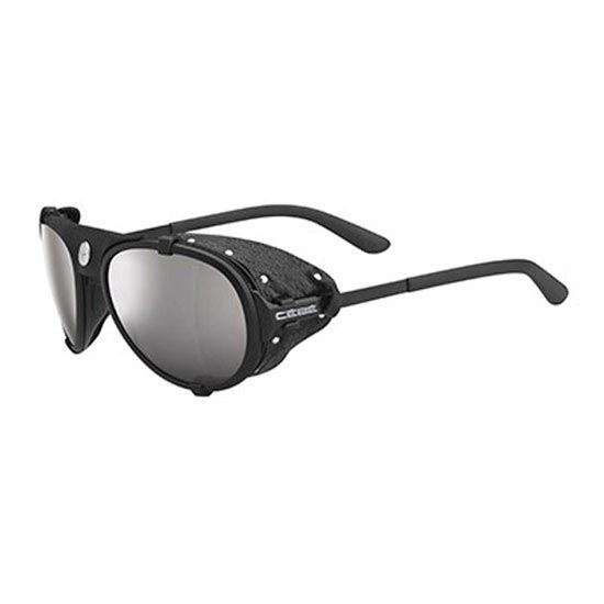 Cebe Lhotse Matt Black 4000 Grey Mineral AR S -
