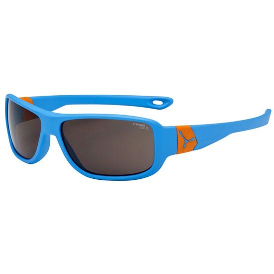Cebe Scratt Matt Blue Orange 1500 Grey Blue -