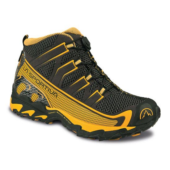 La Sportiva Falkon GTX - Black/Yellow