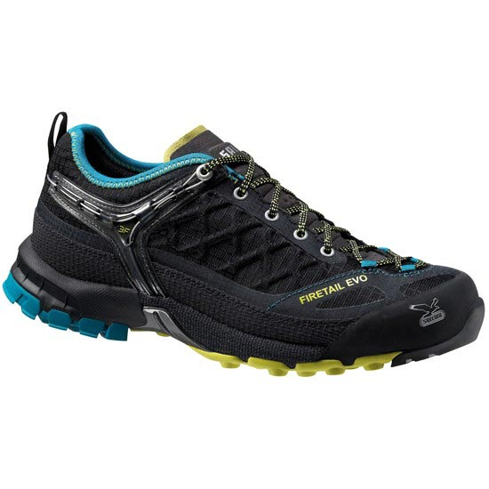 Salewa Firetail EVO W - Black/Venom