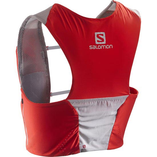 Salomon S-Lab Sense Ultra Set - Red/Aluminium