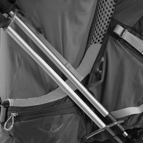 Osprey Aura Ag 50 W - Photo de détail