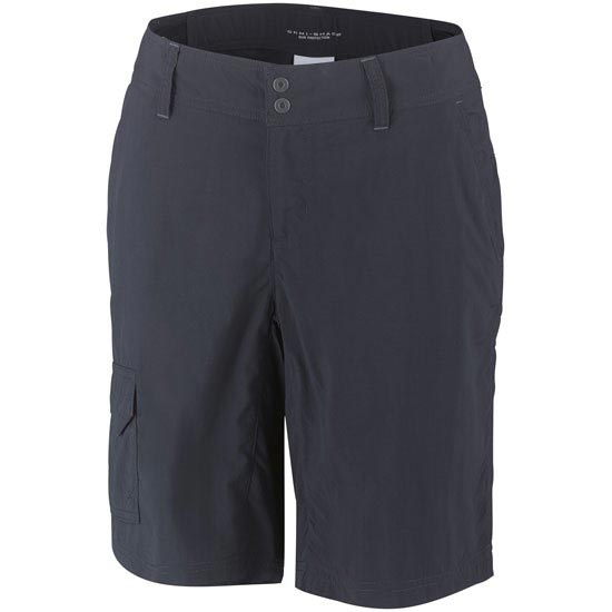 Columbia Silver Ridge Short W - Abyss
