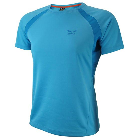 Salewa Sporty B. 2.0 DRY S/S TEE W - River Blue