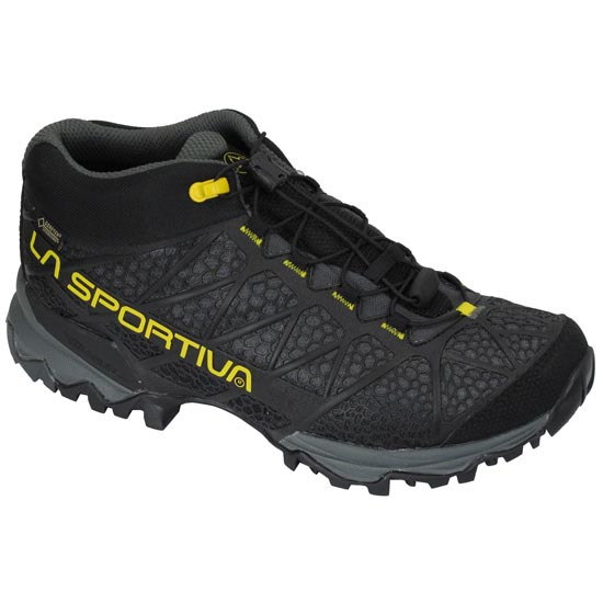 La Sportiva Synthesis Mid Gtx - Black/Yellow