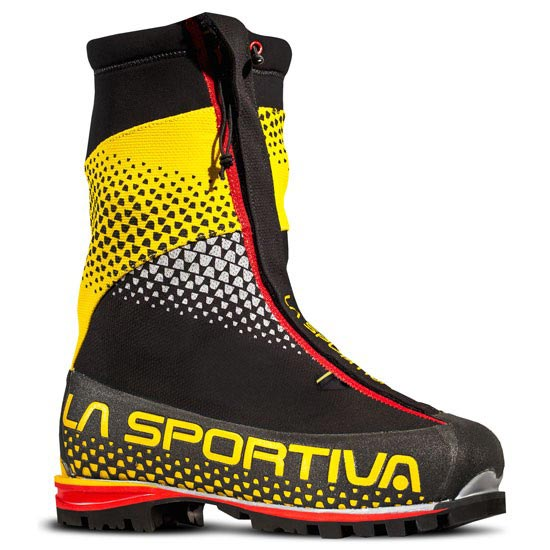 La Sportiva G2 SM - Black/Yellow