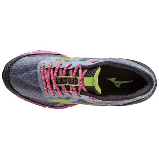 Mizuno Wave Mujin W - Photo de détail