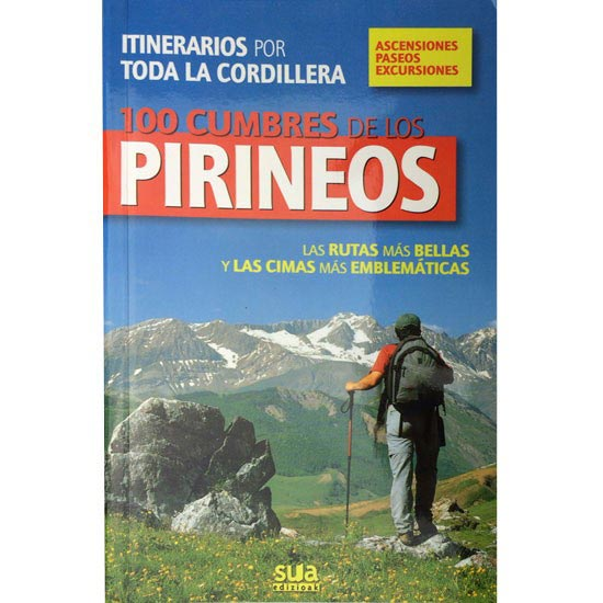 Ed. Sua 100 Cumbres de los Pirineos -
