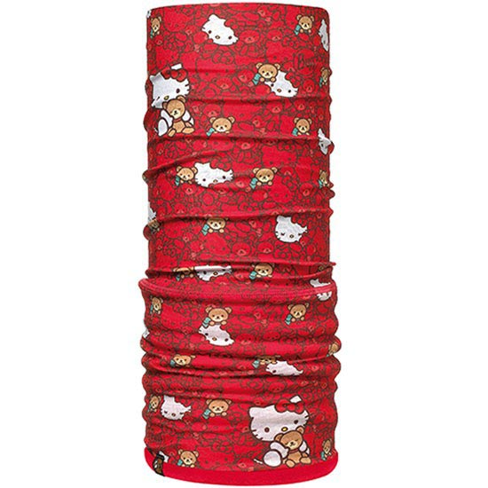 Buff Hello Kitty Hugkitty/Red -
