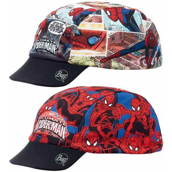 Buff Spiderman Child Cap Buff Cartoon -