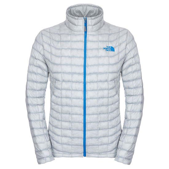 The North Face Thermoball Full Zip Jacket - High Rise Grey
