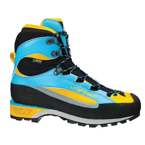 La Sportiva Trango Guide Evo Gtx W - Blue/Yellow