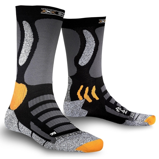 Xsocks Ski Cross Country - Black/Anthracite