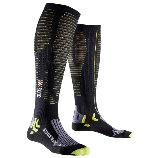 Xsocks Effektor Competition - Black/Acid Green