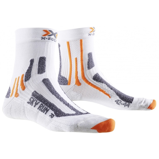 Xsocks Run Sky V2.0 - White