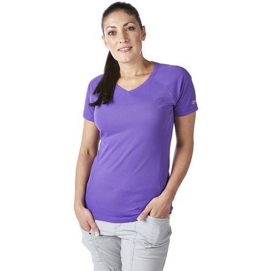 Berghaus Short Sleeve Crew Neck Technical T-Shirt W - Photo de détail