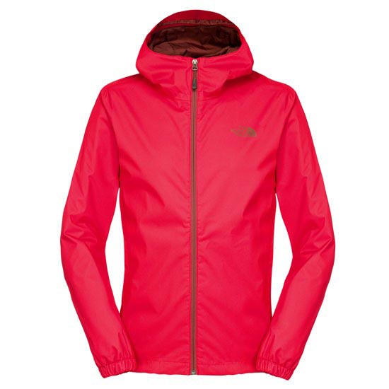 The North Face Quest Jacket - Rage Red