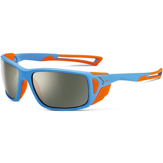 Cebe Proguide - Matt Blue/Orange