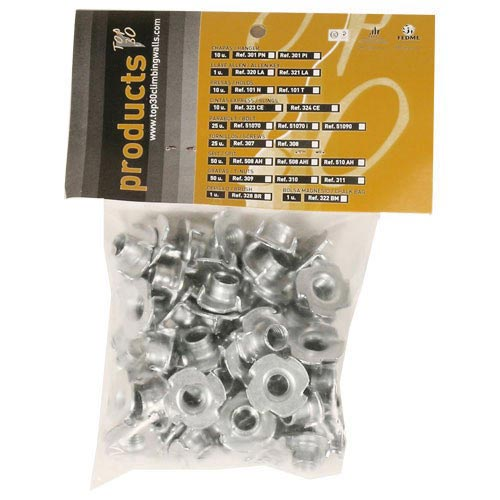 Top 30 PACK 50 AGRAFES STANDARD 10 mm -