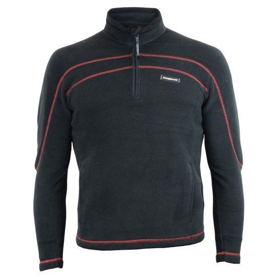 Trangoworld Pullover Jubbo - Black