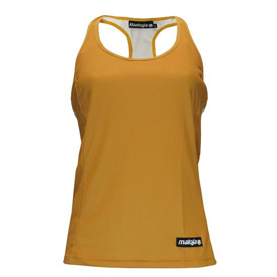 Maloja NeiaM Running Top W - Curcuma