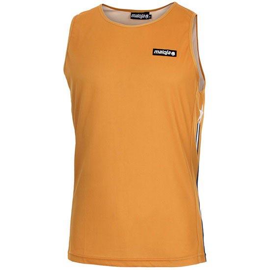 Maloja HercliM Running Shirt - Curcuma