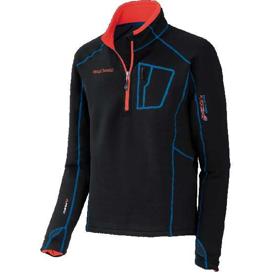 Trangoworld Pullover TRX2 Stretch - Noir