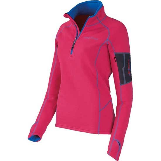Trangoworld Pullover TRX2 Stretch W - Rosa Brillante
